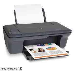 HP Deskjet 2060 Printer