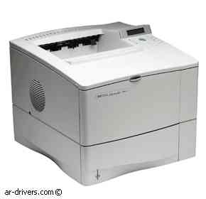 HP LaserJet 4050n Printer