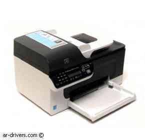 HP Officejet J4580