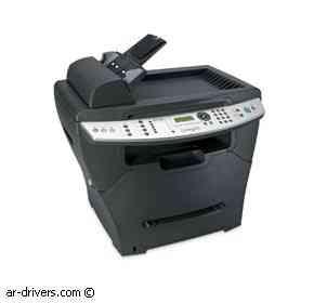 Lexmark X340 MFP Printer