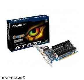 Gigabyte GV-N520D3-1Gi
