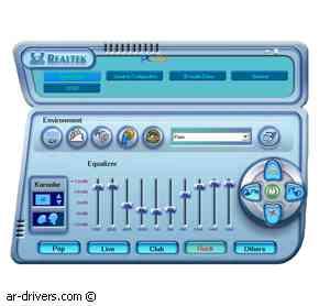 Realtek AC97 Sound Driver