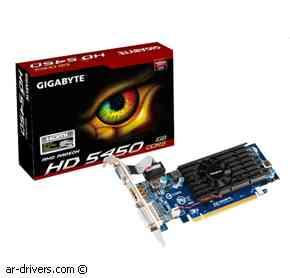 Gigabyte GV-R545D3-1GI