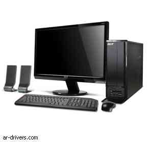 Aspire X3900 Desktop PC