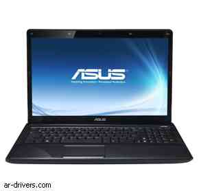Asus A52F Notebook