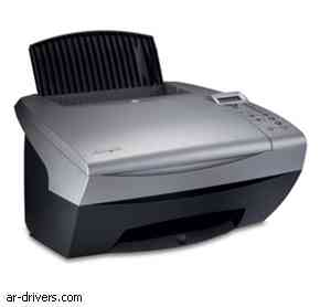 Lexmark X5150 All-in-one Printer