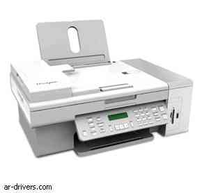 Lexmark X5495 All-in-one Printer