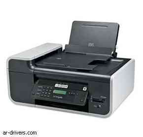 Lexmark X5650 All-in-one Printer