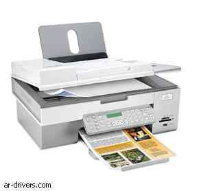 Lexmark X6570 All-in-one Printer