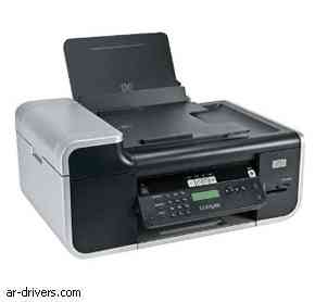 Lexmark X6675 All-in-one