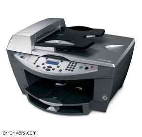 Lexmark X7170 All-in-one Printer
