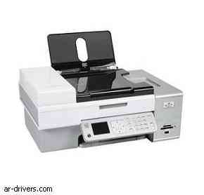 Lexmark X7550 All-in-one Printer
