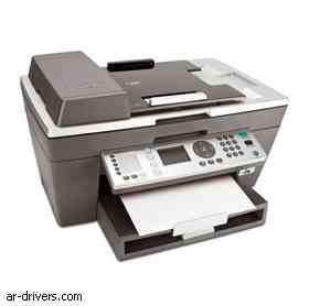 Lexmark X8350 All-in-one Printer