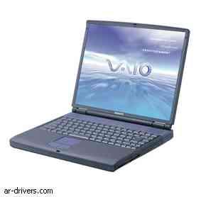 Sony VAIO PCG-FX150