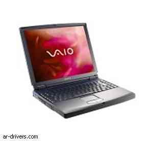 Sony VAIO PCG-FX170