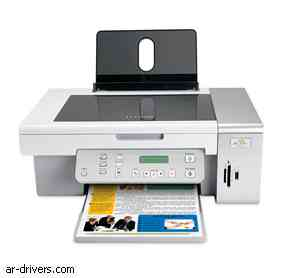 Lexmark X4550 All-in-one