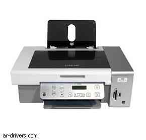 Lexmark X4580 All-in-one