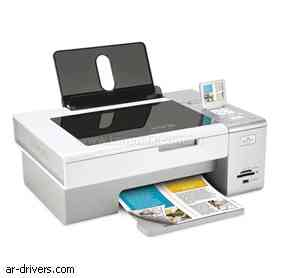 Lexmark X4875 All-in-one