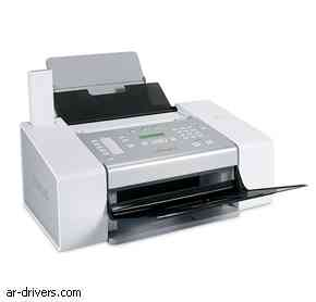 Lexmark X5075 All-in-one