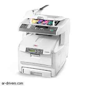 Oki C5550 MFP Multifunction Printer
