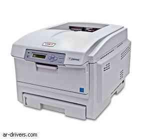 Oki C6100n Multifunction Printer
