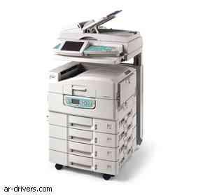 Oki CX3641MFP Multifunction Printer