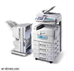 Oki ES3640eMFP Multifunction Printer