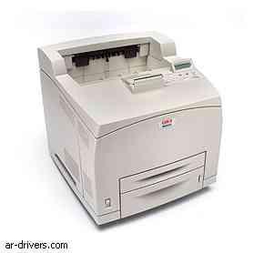 Oki B6300n Printer
