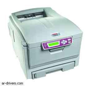 Oki C5100n Printer