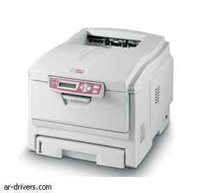 Oki C5200n Printer