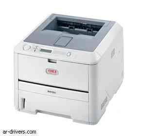 Oki B410d Printer