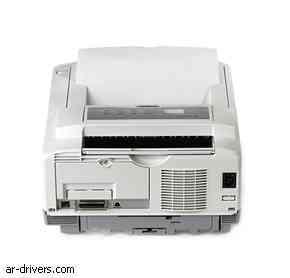 oki b4600 printer driver