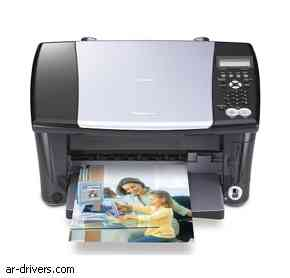 Canon MultiPASS MP360 Multifunction Printer