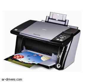 Canon MultiPASS MP370 Multifunction Printer